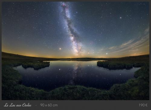 Le Lac aux Etoiles